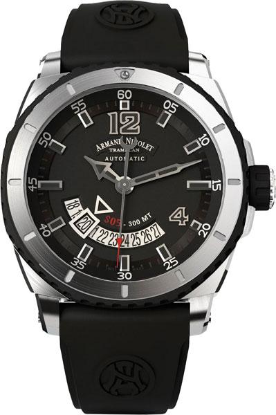 Мужские часы Armand Nicolet A710AGN-GR-GG4710N мужские часы armand nicolet a650aaa gr pi4650na