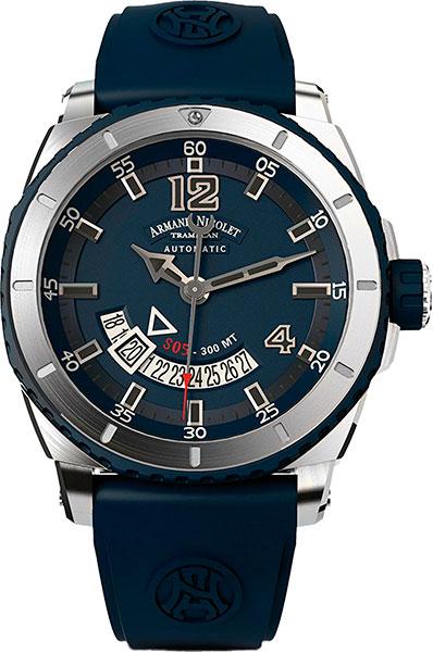 Мужские часы Armand Nicolet A710AGU-BU-GG4710U мужские часы armand nicolet 9670a bu p670bu1
