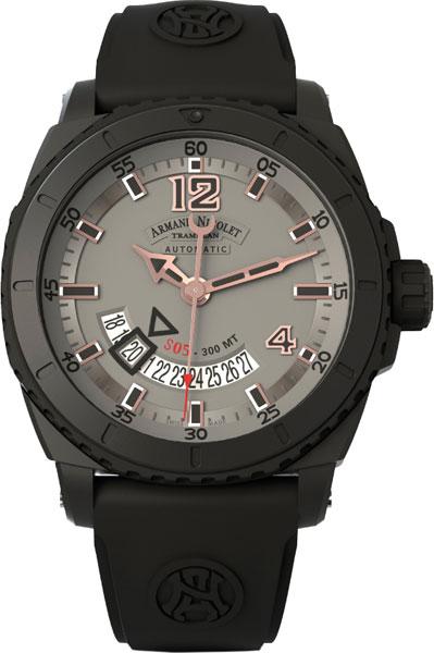 Мужские часы Armand Nicolet A710AQN-GS-GG4710N armand nicolet 9670a gs p670gr1 armand nicolet