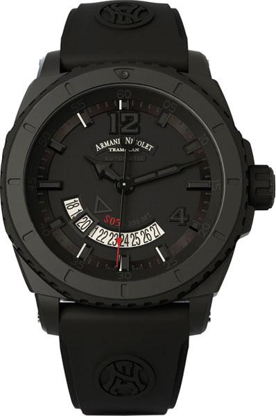 Мужские часы Armand Nicolet A710AQN-NR-GG4710N мужские часы armand nicolet a710aqn gs gg4710n