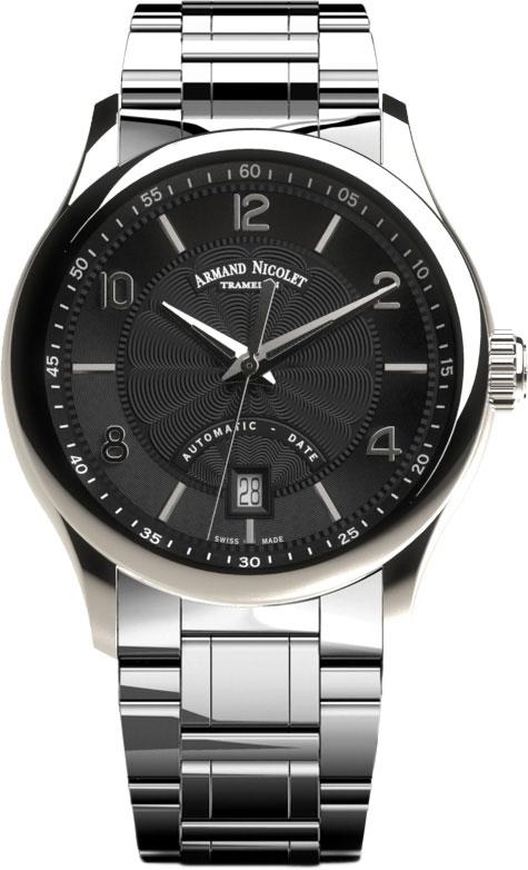 Мужские часы Armand Nicolet A840AAA-NR-M9742