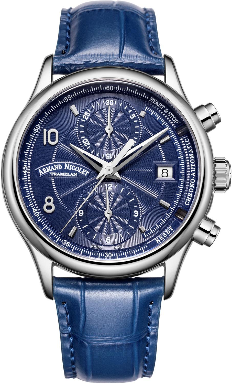 Мужские часы Armand Nicolet A844AAA-BU-P840BU Armand Nicolet   фото