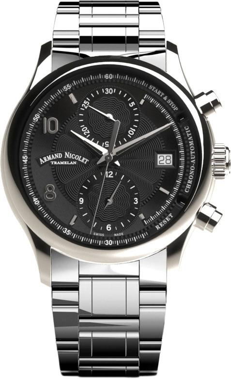 Мужские часы Armand Nicolet A844AAA-NR-M9742