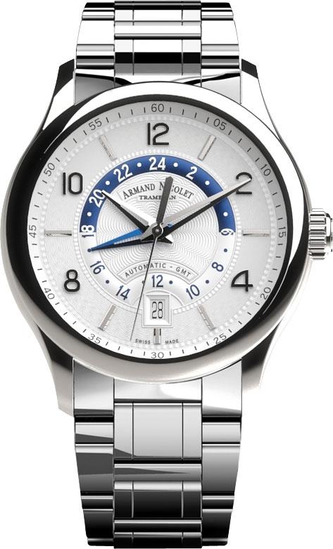 Мужские часы Armand Nicolet A846AAA-AG-M9740