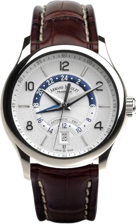 Мужские часы Armand Nicolet A846AAA-AG-P840MR2