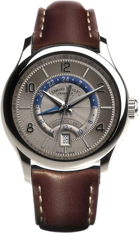 Мужские часы Armand Nicolet A846AAA-GR-P140MR2