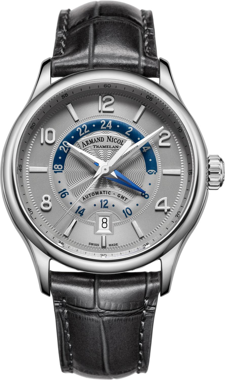 Мужские часы Armand Nicolet A846AAA-GR-P840GR2 Armand Nicolet   фото