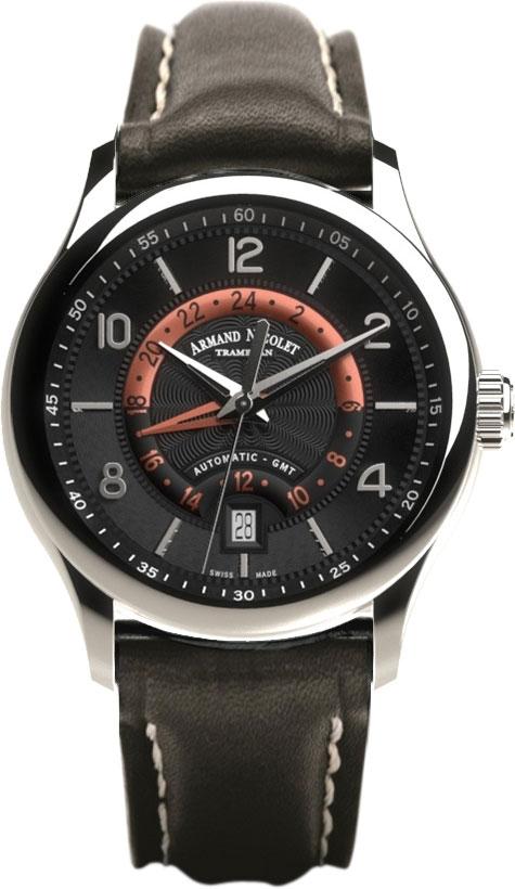 Мужские часы Armand Nicolet A846AAA-NR-P140NR2