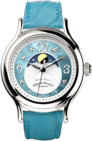 Фото «Швейцарские наручные часы Armand Nicolet A882AAA-AK-P882LV»