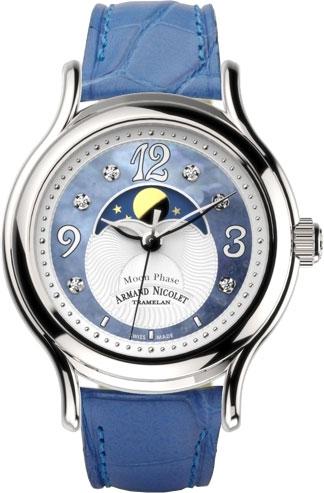 Женские часы Armand Nicolet A882AAA-AK-P953LV8