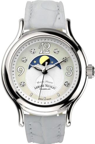 Женские часы Armand Nicolet A882AAA-AN-P953BC8