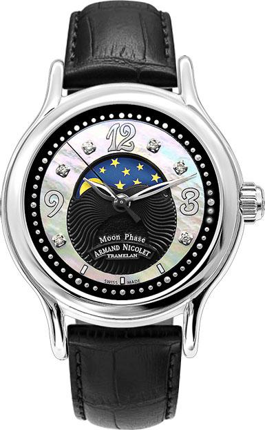Женские часы Armand Nicolet A882AAA-NN-P882NR