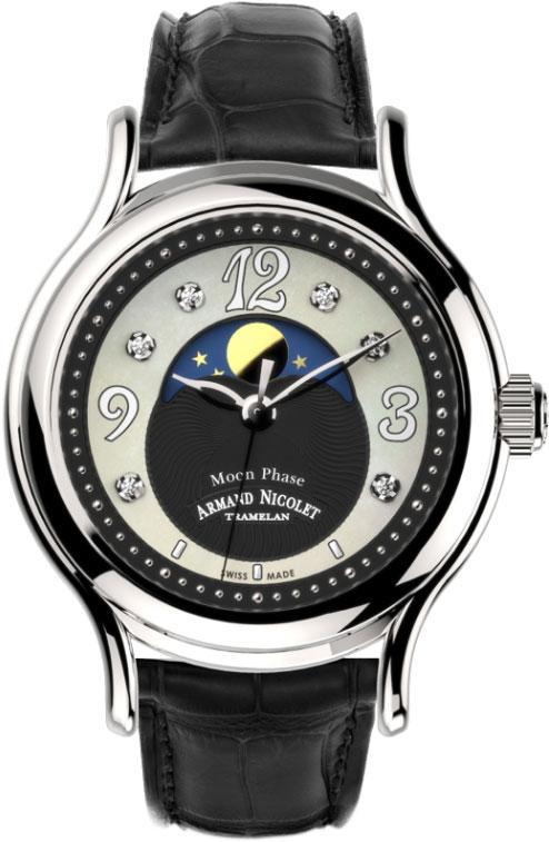 Женские часы Armand Nicolet A882AAA-NN-P882NR8