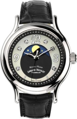 Женские часы Armand Nicolet A882AAA-NN-P953NR8