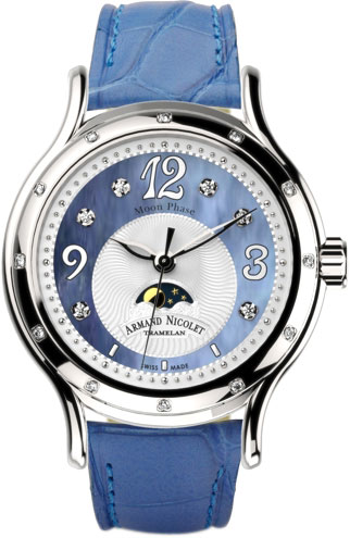 Женские часы Armand Nicolet A882AAC-AK-P953LV8