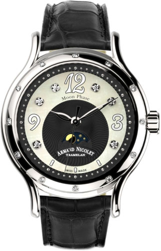 Женские часы Armand Nicolet A882AAC-NN-P953NR8