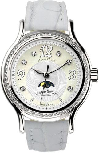 Женские часы Armand Nicolet A882AAD-AN-P953BC8