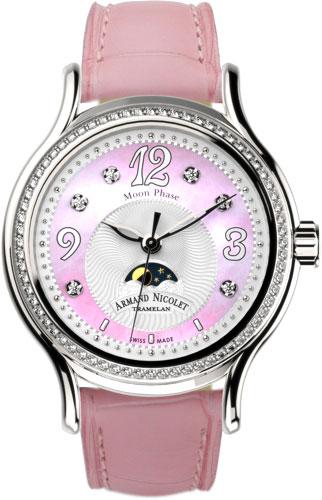Женские часы Armand Nicolet A882AAD-AS-P953RS8