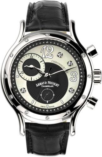 Женские часы Armand Nicolet A884AAC-NN-P953NR8