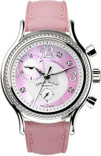 Женские часы Armand Nicolet A884AAD-AS-P953RS8
