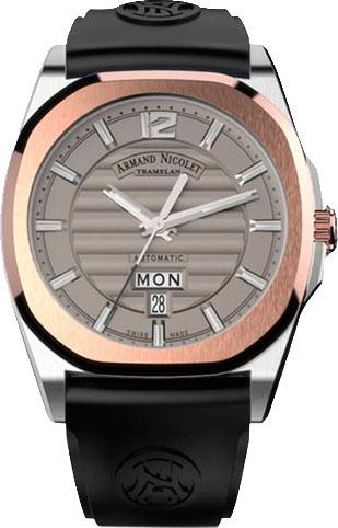 Мужские часы Armand Nicolet D650AAA-GR-GG4710N мужские часы armand nicolet a710aqn gs gg4710n
