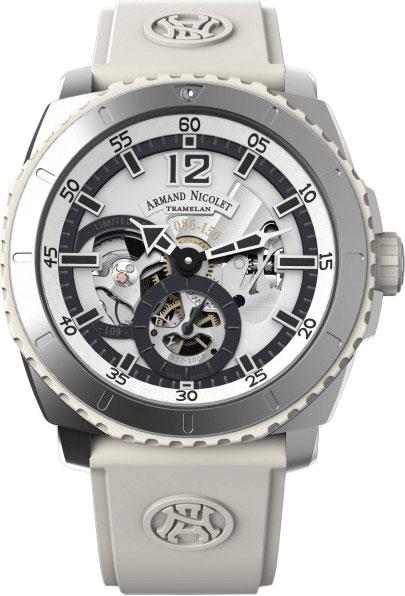 Мужские часы Armand Nicolet T619B-AG-G9610B