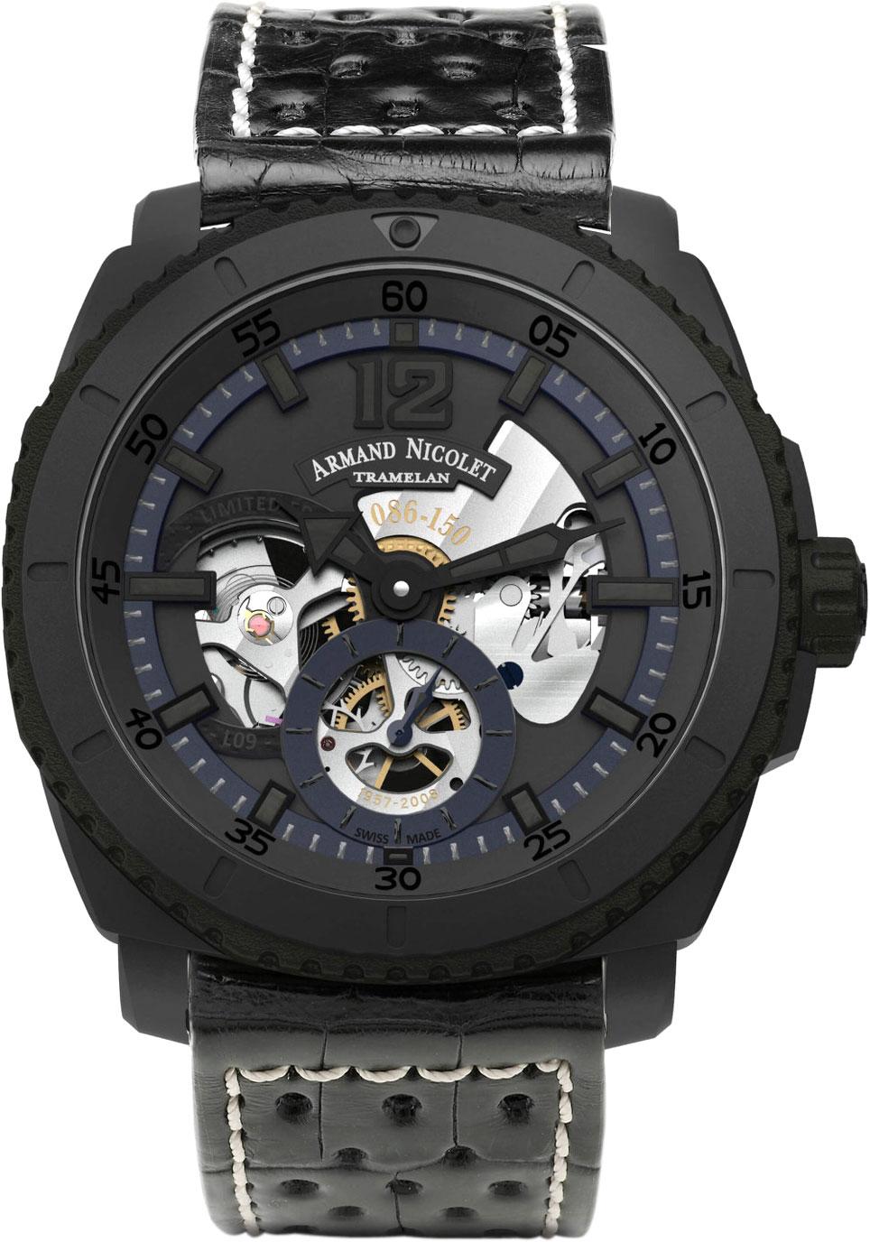 Мужские часы Armand Nicolet T619N-NR-P760NR4