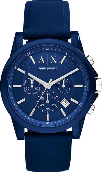 Мужские часы Armani Exchange AX1327 визитница armani 2015 ax exchange