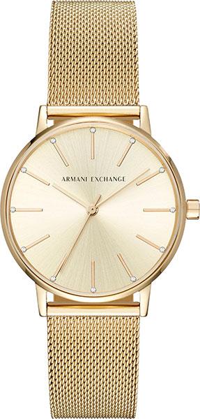 Женские часы Armani Exchange AX5536 фрутоняня нектар из яблок и вишни с мякотью с 5 месяцев 0 2 л