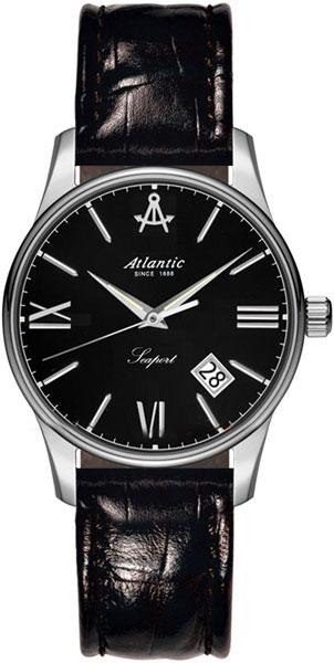 Женские часы Atlantic 16350.41.65 atlantic часы atlantic 56455 43 21r коллекция seaport
