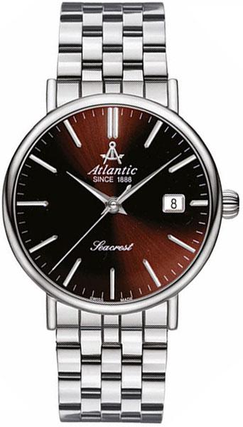 Мужские часы Atlantic 50346.41.81 мужские часы atlantic 63456 45 21