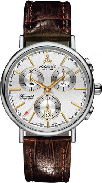 Мужские часы Atlantic 50441.43.21 мужские часы atlantic 63456 45 21