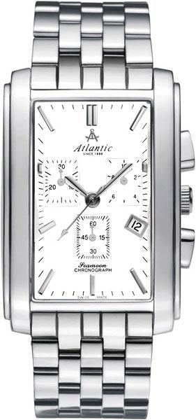Мужские часы Atlantic 67445.41.11 мужские часы atlantic 63456 45 21