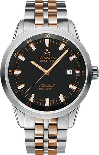 Мужские часы Atlantic 73365.43.61R мужские часы atlantic 63456 45 21