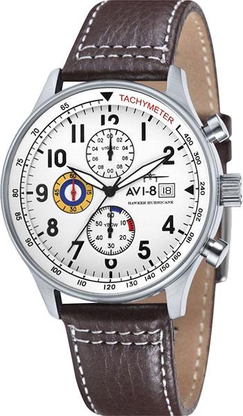 Мужские часы AVI-8 AV-4011-01 мужские часы avi 8 av 4011 0e