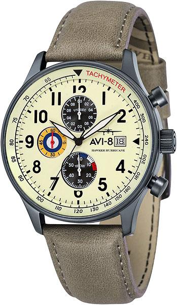 Мужские часы AVI-8 AV-4011-0C мужские часы avi 8 av 4011 0e
