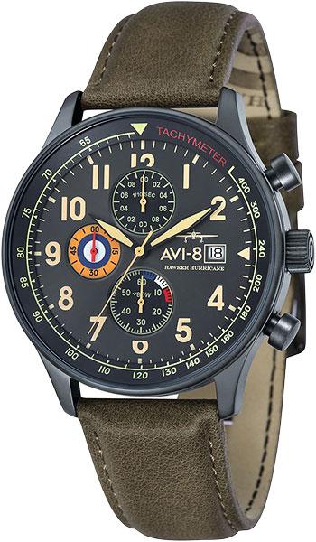 Мужские часы AVI-8 AV-4011-0E.
