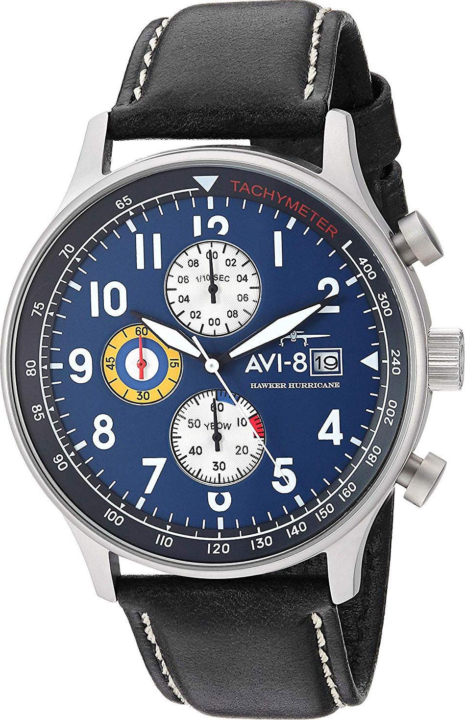 Мужские часы AVI-8 AV-4011-0I мужские часы avi 8 av 4011 0e
