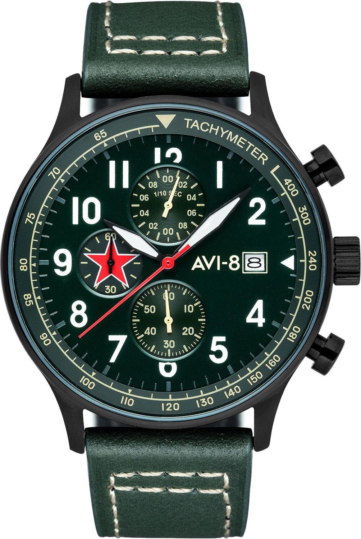 Мужские часы AVI-8 AV-4011-RU01