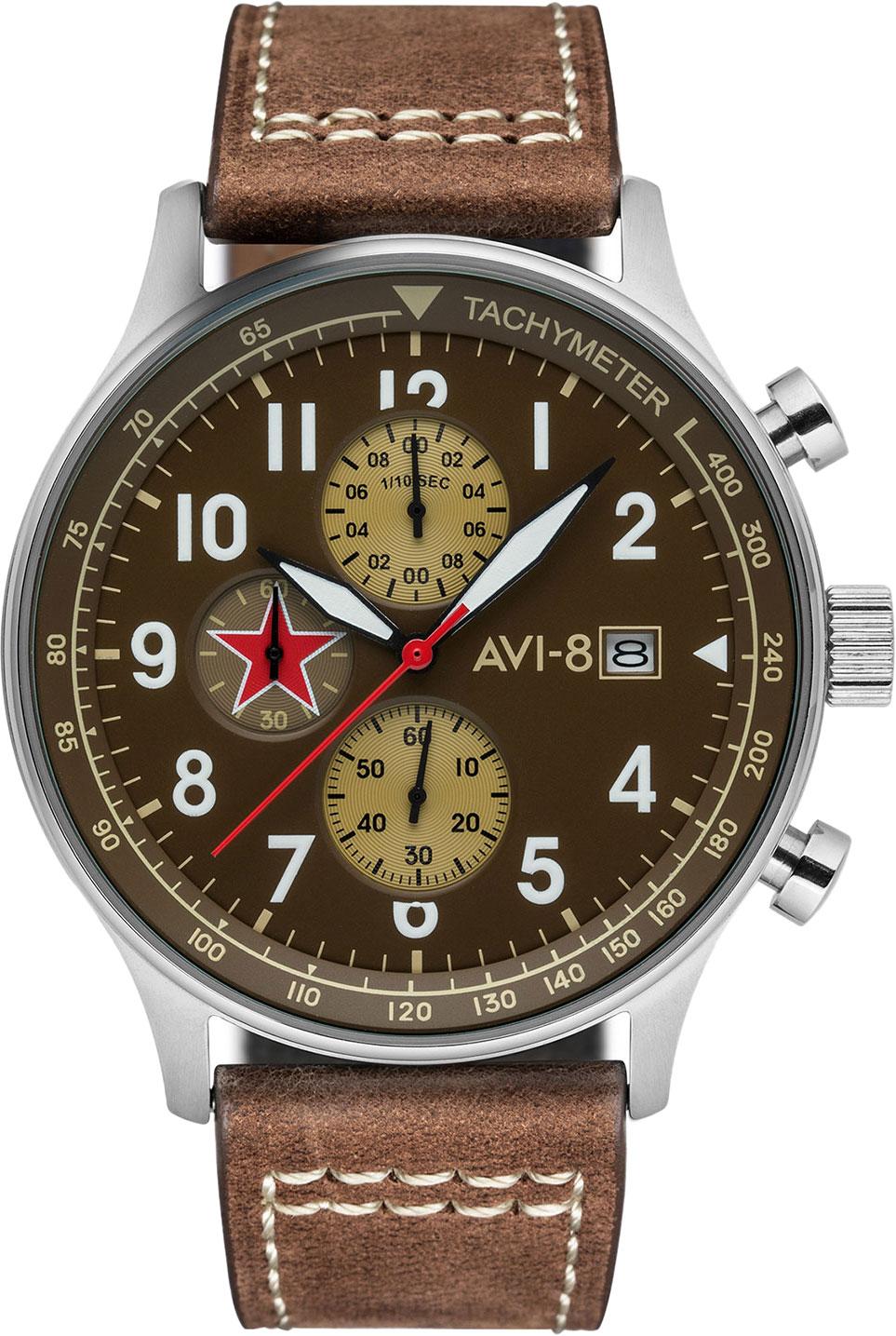 Мужские часы AVI-8 AV-4011-RU02