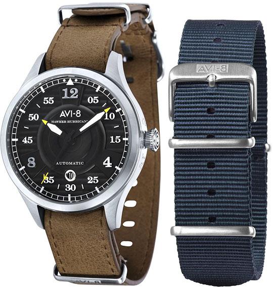 Мужские часы AVI-8 AV-4046-01 мужские часы avi 8 av 4052 01