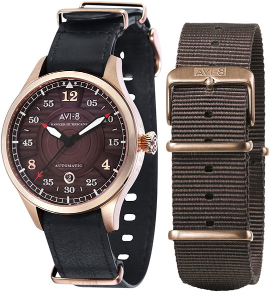 Мужские часы AVI-8 AV-4046-02.