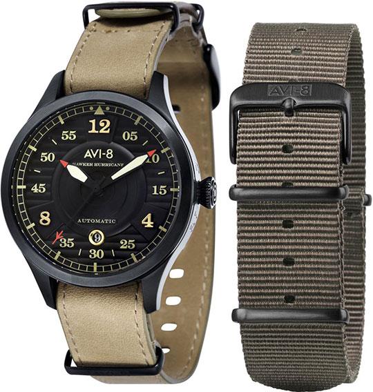 Мужские часы AVI-8 AV-4046-03