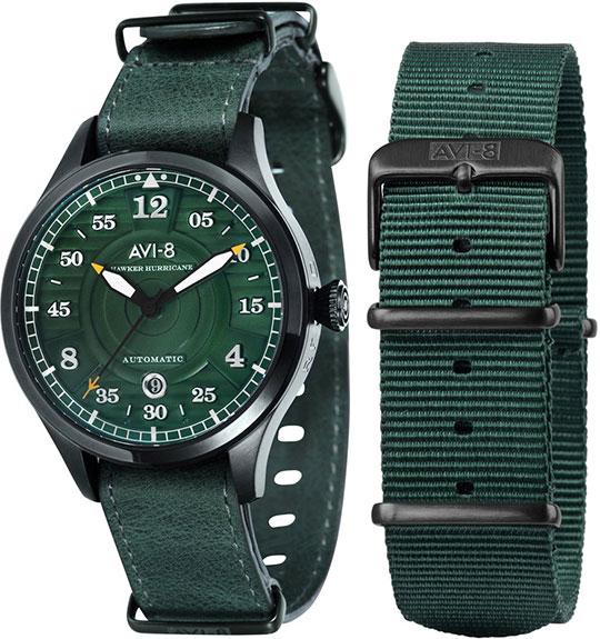 Мужские часы AVI-8 AV-4046-04