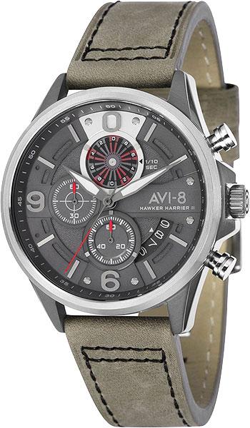 Мужские часы AVI-8 AV-4051-03