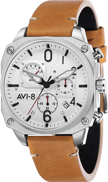 Мужские часы AVI-8 AV-4052-01 мужские часы avi 8 av 4052 01