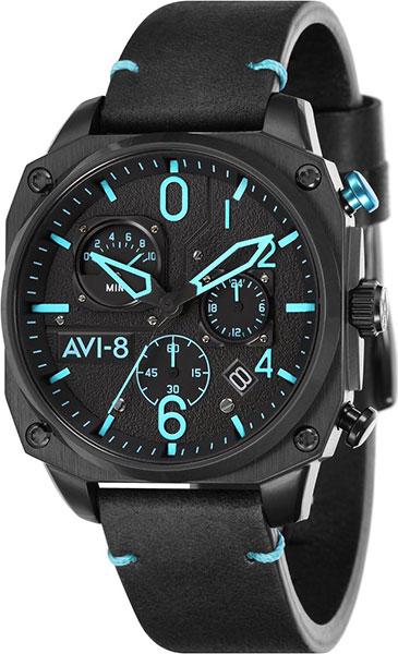 Мужские часы AVI-8 AV-4052-05 кеды el tempo el tempo el072amaanf1
