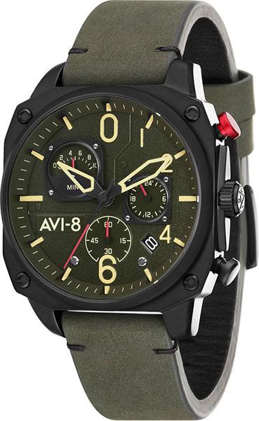 Мужские часы AVI-8 AV-4052-08 мужские часы avi 8 av 4052 01