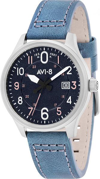 Мужские часы AVI-8 AV-4053-0F avi 8 часы avi 8 av 4029 01 коллекция flyboy