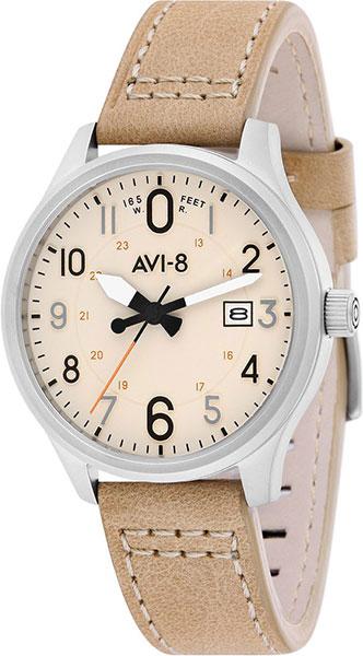 Мужские часы AVI-8 AV-4053-0H avi 8 часы avi 8 av 4029 01 коллекция flyboy
